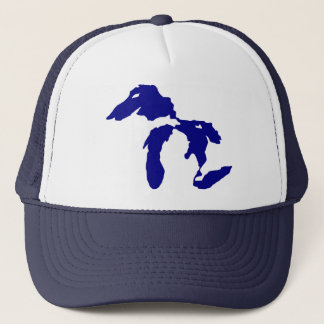 Great Lakes Trucker Hat
