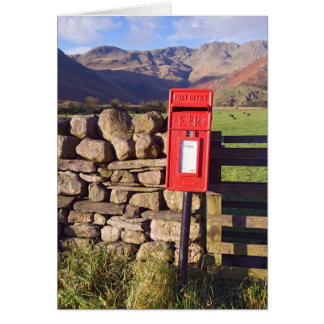 Great Langdale - The Lake District Card