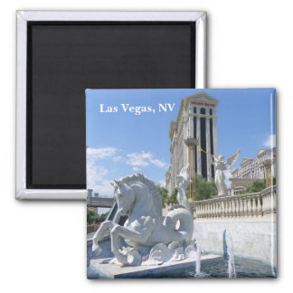 Great Las Vegas Magnet! 2 Inch Square Magnet