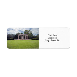 Great Lawn Label