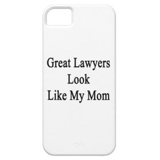 Great Lawyers Look Like My Mom iPhone 5 Covers