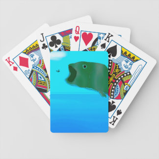 Great Leap Artistic Fish Playing Cards