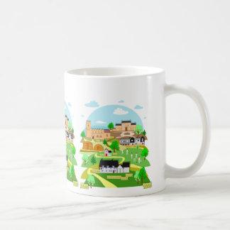 Great Linford Milton Keynes mug by Robert Rusin