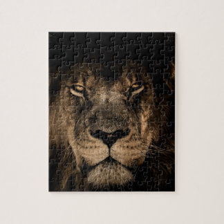 Great Lion Jigsaw Puzzle