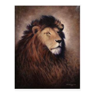 Great Lion Postcard