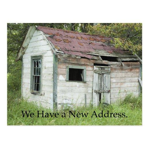 Great Location - Change of Address Card Postcard