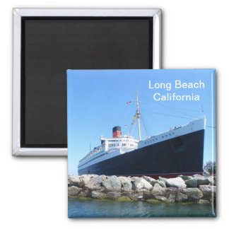 Great Long Beach Magnet! Magnet