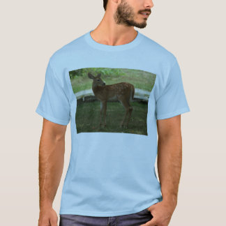 Great looking shirt with a white-tail deer.