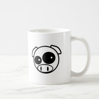 Great looking Subie Pig Classic White Coffee Mug