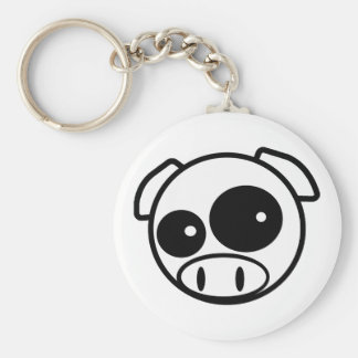 Great looking Subie Pig Keychains