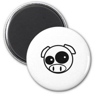 Great looking Subie Pig Magnet