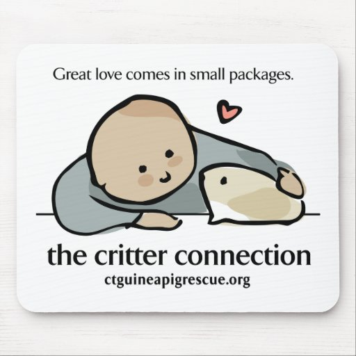 Great Love (The Mousepad) Mouse Pad