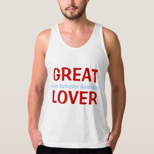 Great Lover Tank Top