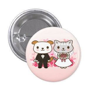 Great Marriage 1 Inch Round Button