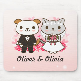 Great Marriage Mouse Pad