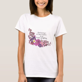 Great marriages are made in heaven! T-Shirt
