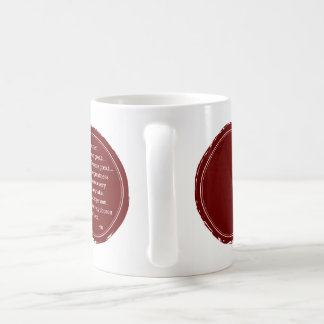 Great Men Classic White Coffee Mug