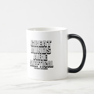 Great Minds Are Skeptical Coffee Mugs