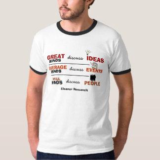 Great Minds & Small Minds Shirt