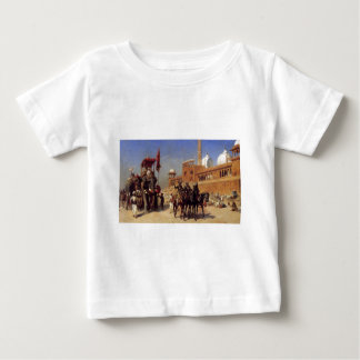 Great Mogul And His Court Returning From The Great Tee Shirt