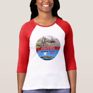 Great Moments in American History T-shirts