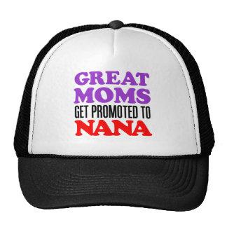 Great Moms Promoted Nana Trucker Hat