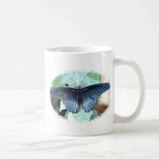 Great Mormon-Tropical Butterfly Coffee Mug