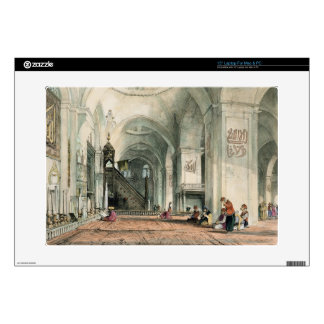 Great Mosque at Brussa, plate 24 from 'Illustratio Laptop Skins