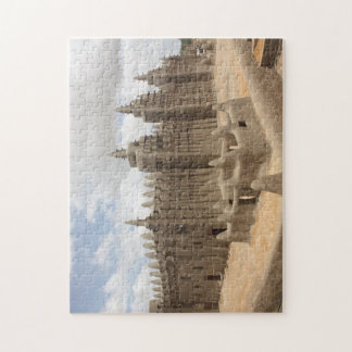 Great Mosque of Djenne Jigsaw Puzzle