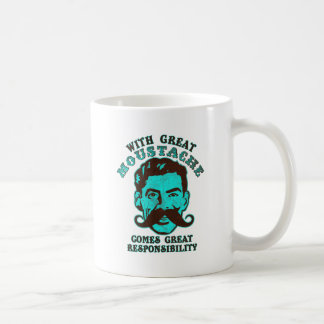 Great Moustache Coffee Mug