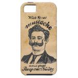 Great mustache iPhone SE/5/5s case