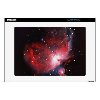 "Great Nebula in Orion 15"" Laptop Skin"