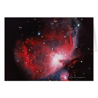 Great Nebula in Orion Card