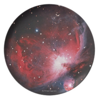 Great Nebula in Orion Melamine Plate