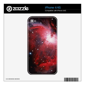 Great Nebula in Orion Skin For The iPhone 4