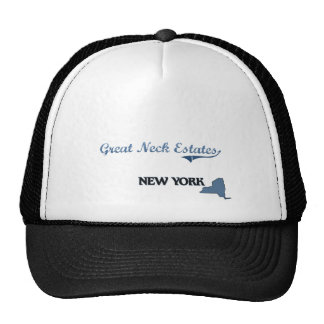 Great Neck Estates New York City Classic Hat