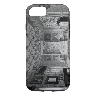 Great North Bed Chamber of Strawberry Hill (litho) iPhone 8/7 Case