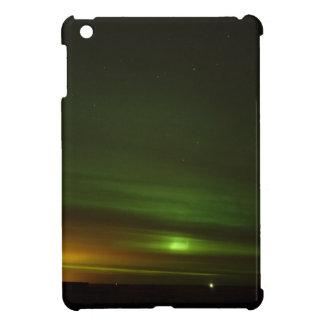 Great Northern Lights over Saskatchewan iPad Mini Cover