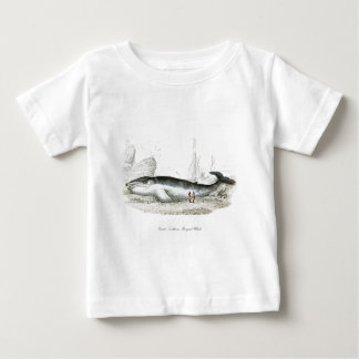 Great Northern Whale #15 Gift for him Baby T-Shirt