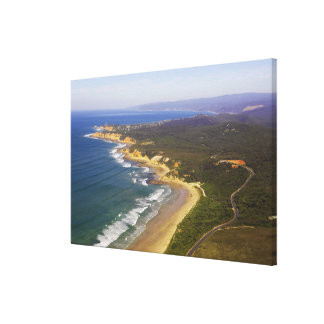 Great Ocean Road and Split Point Lighthouse, Canvas Print