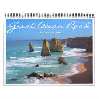 great ocean road australia 2021 calendar