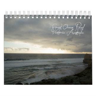 Great Ocean Road Australia Calendar