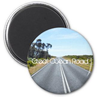 Great Ocean Road Magnet