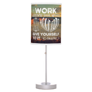 Great Ocean Road Your Work Discover World Heart Lamps