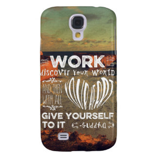 Great Ocean Road Your Work Discover World Heart Samsung Galaxy S4 Cover