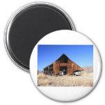 Great Old Barn Fridge Magnet