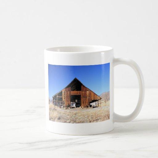 Great Old Barn Mug
