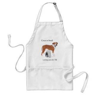 Great or Small - Loving Care for All Adult Apron