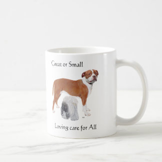 Great or Small - Loving Care for All Coffee Mugs