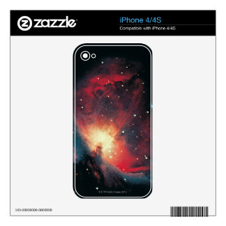 Great Orion Nebula iPhone 4 Decal